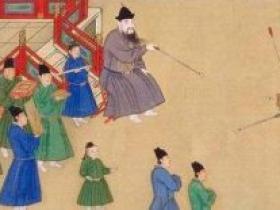 在汉服雅集中,这些传统宴饮游戏你会玩吗?(四)