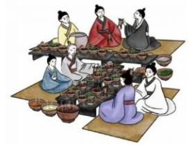 在汉服雅集中,这些传统宴饮礼仪你会知道吗?(二)