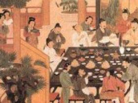 在汉服雅集中,这些传统宴饮礼仪你会知道吗?(三)