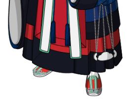 【汉服穿搭】穿着汉服搭配什么鞋子呢?你知道什么叫足服吗?
